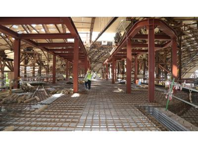 Centre Steel Structure Works